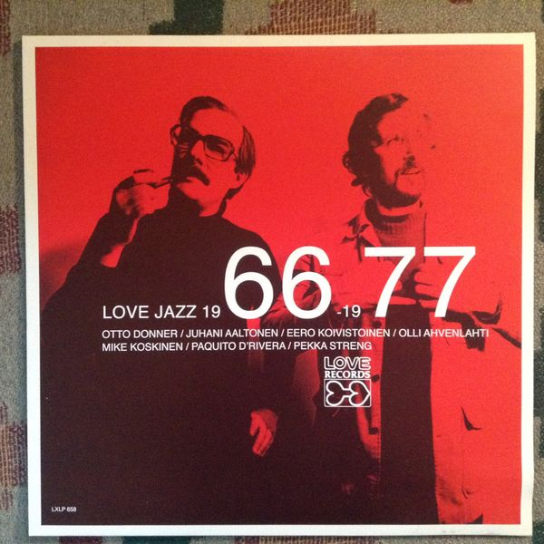 V/A: Love Jazz 1966-1977 LP