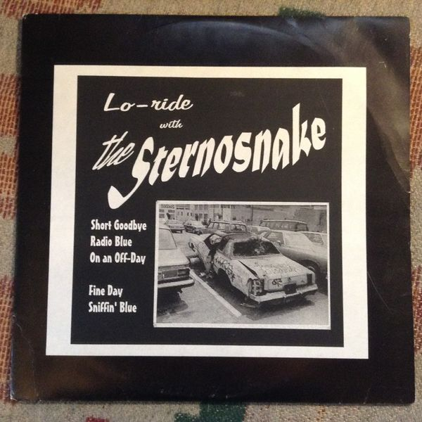 "Sternosnake: Lo-Ride With 10""-EP"