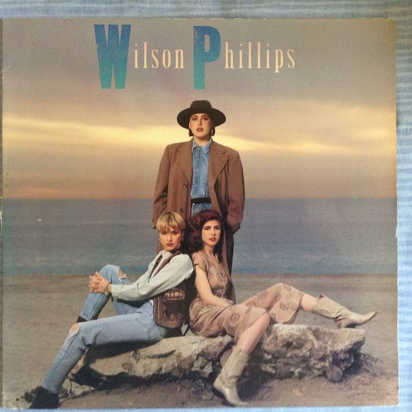 Wilson Phillips: S/T LP
