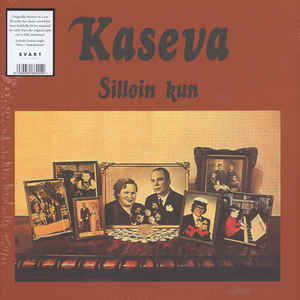 Kaseva: Silloin kun LP LTD BROWN, UUSI/NEW