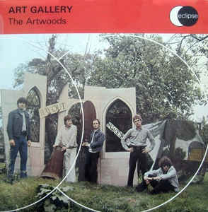 Artwoods: Art Gallery LP