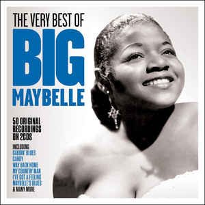 Big Maybelle: The Very Best Of Big Maybelle 2-CD UUSI / NEW