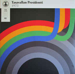 Tasavallan Presidentti: Pop Liisa 01, LP ltd BLUE