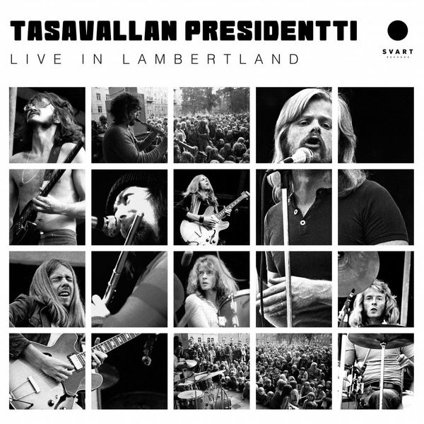 Tasavallan Presidentti: Live in Lambertland 2-LP ltd Gold