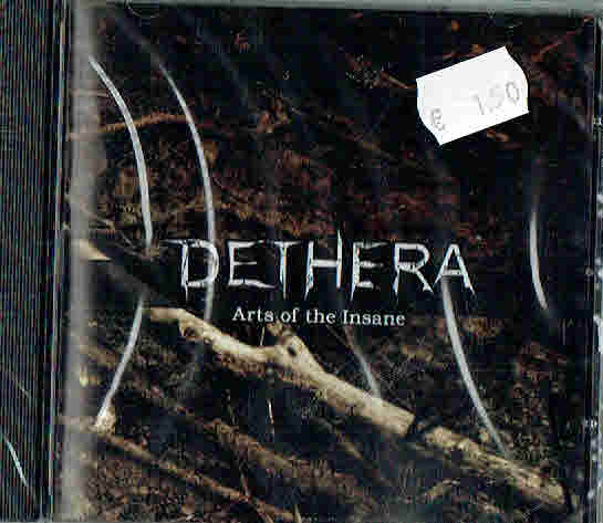 Dethera: Arts of Insane EP UUSI/NEW