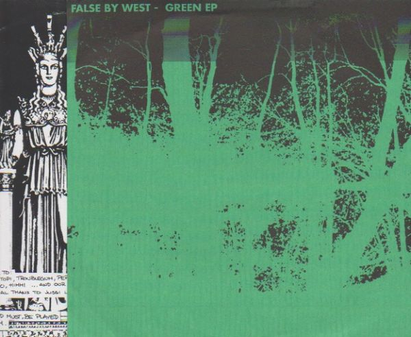 False By West: Green -EP
