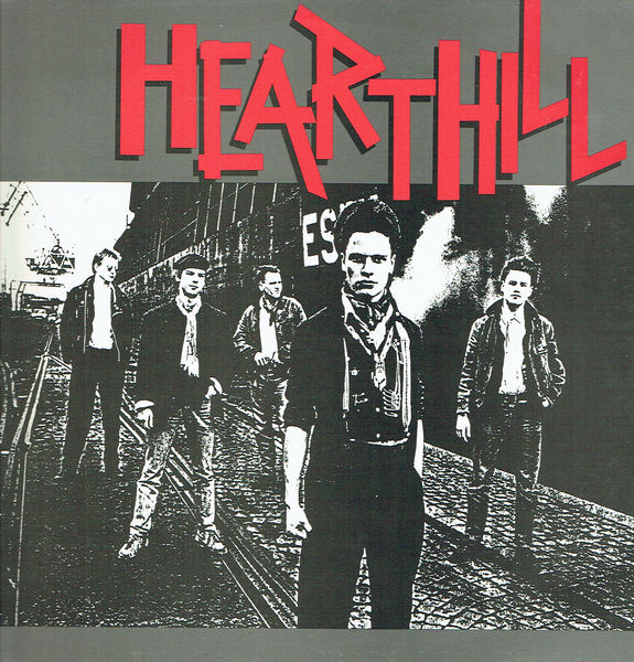 Hearthill: S/T LP