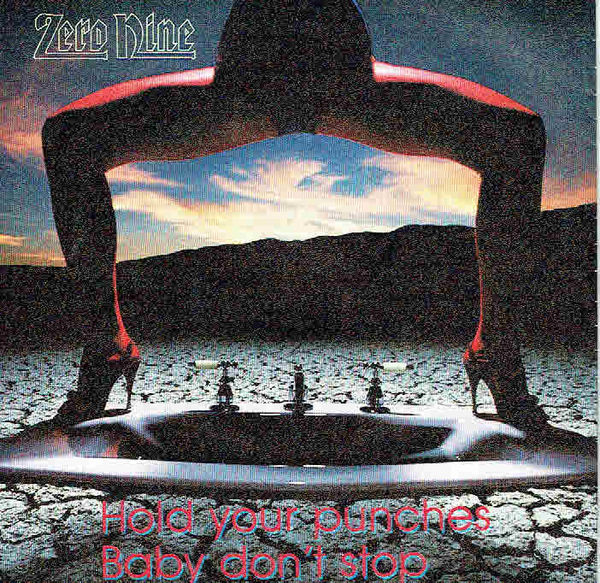 Zero Nine: Hold Your Punches / Baby Don't Stop SOITTAMATON