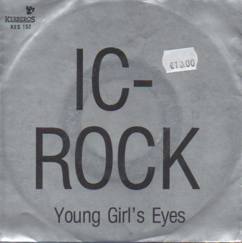IC-Rock: Young Girl's Eyes / You Can Help