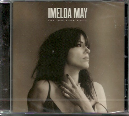 May, Imelda: Life, Love, Flesh, Blood CD, UUSI / NEW