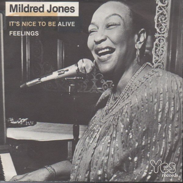 Jones, Mildred: Feelings / It's Nice To Be Alive