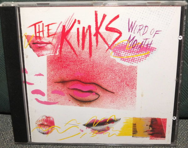 Kinks: Word of Mouth HDCD