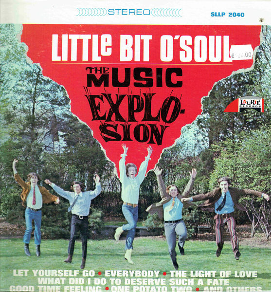 Music Explosion, The: Little Bit O' Soul