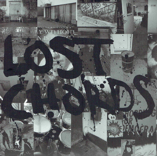 LOST CHORDS: And They Will Push You Around... EP UUSI/NEW