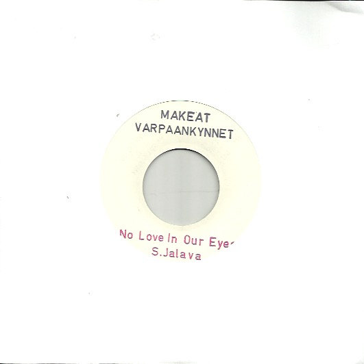 Makeat varpaankynnet: Be Like Good Wine / No Love In Our Eyes 7""