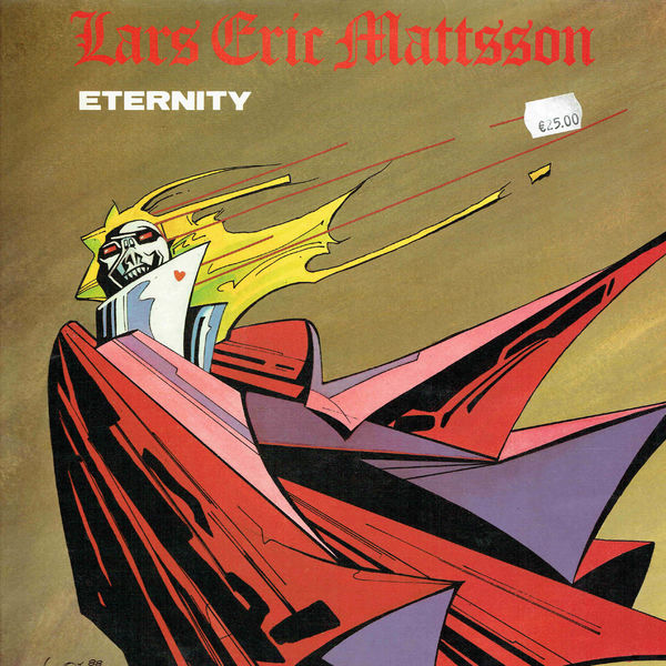 Mattsson, Lars Eric: Eternity
