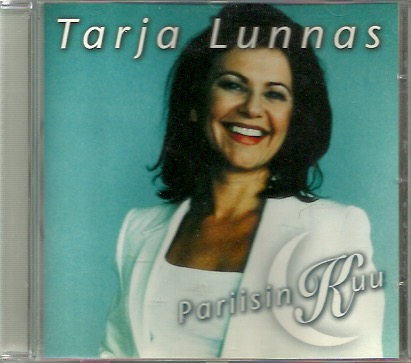 Lunnas, Tarja: Pariisin kuu CD