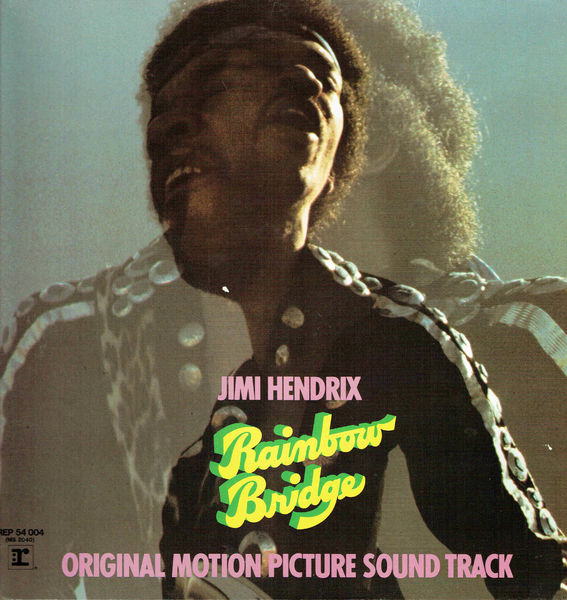 Hendrix, Jimi: Rainbow Bridge Soundtrack