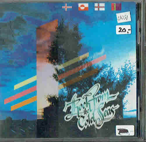 V/A: Rock From The Cold Seas, CD,  UUSI / NEW