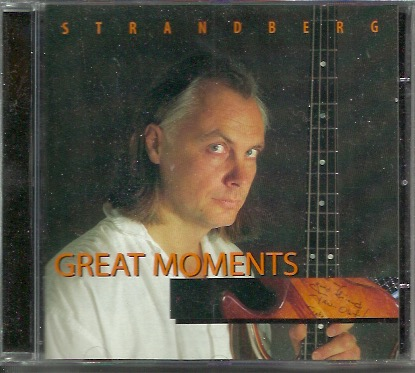 Strandberg, Jan-Olof: Great Moments CD