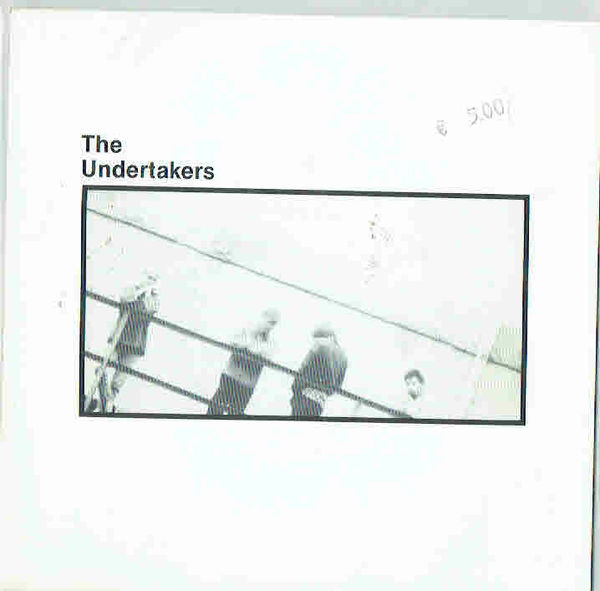 Undertakers, The: Block of Flats // The Cheat / In A Manly Way -EP