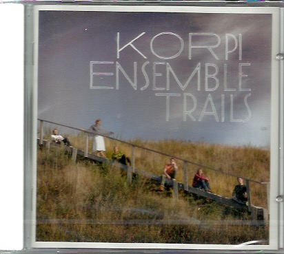 Korpi Ensemble: Trails CD UUSI / NEW