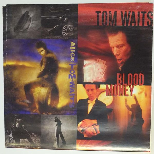 Tom Waits: Alice / Blood Money  Promoposter