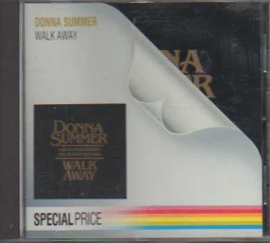 Summer, Donna: Walk Away- Collector's Edition (The Best Of 1977-1980)