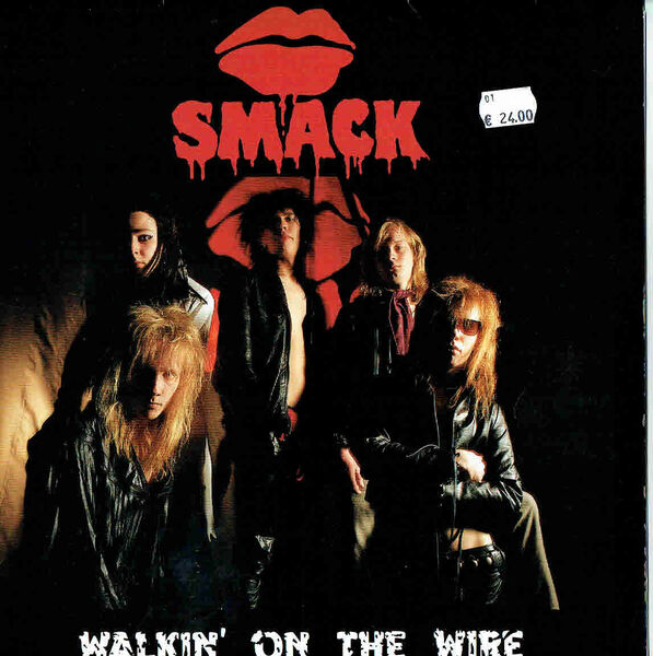 SMACK: Walkin' On The Wire 12""