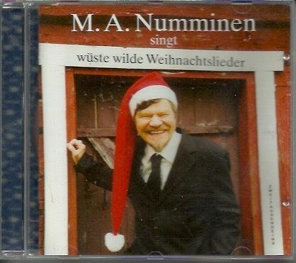 Weihnachtslieder Pop.Numminen M A M A Numminen Singt Wüste Wilde Weihnachtslieder Cd Nimmari