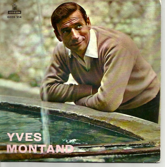 Montand, Yves: S/T -EP