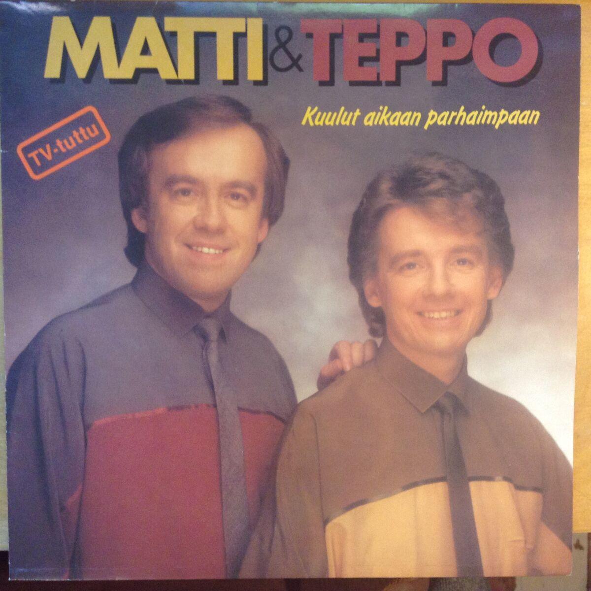 Matti Ja Teppo Ikä