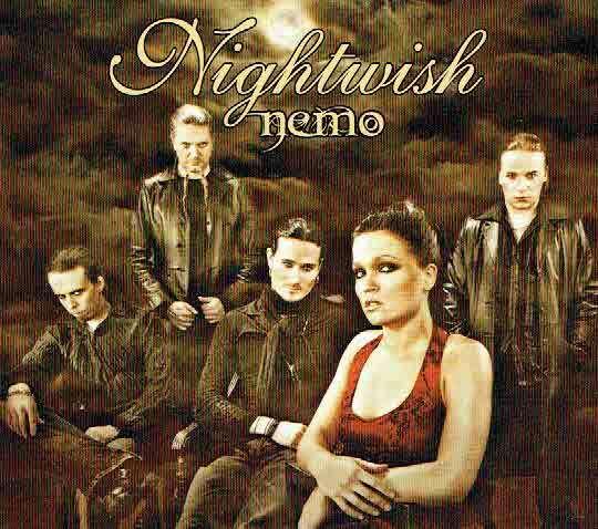 Nightwish Albumit