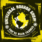 Universal Horror Show : You've Been Framed LP, UUSI/NEW